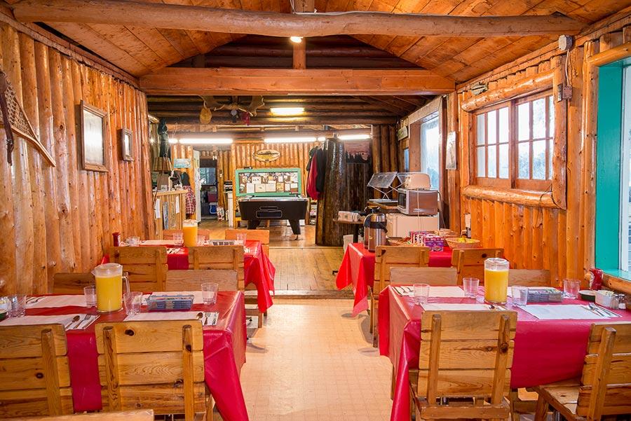 Wilderness Lodge In Room Dining Menu