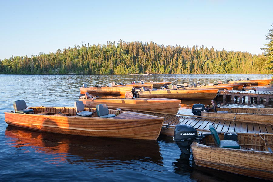 Outdoorama Starts Today in Novi, and Cedar Strip Boats Now Available in US