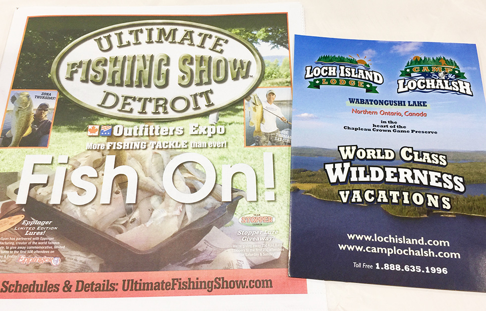 Ultimate Fishing Show Detroit / Novi – This Weekend