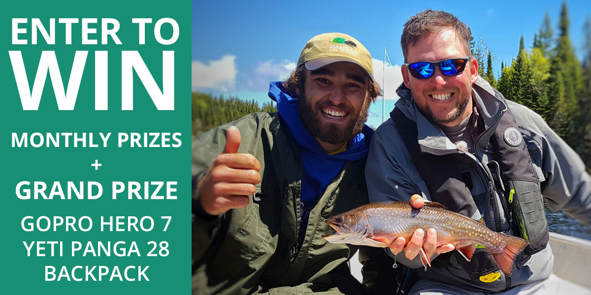 Photo Contest for All Guests and Ultimate Fishing Show this week