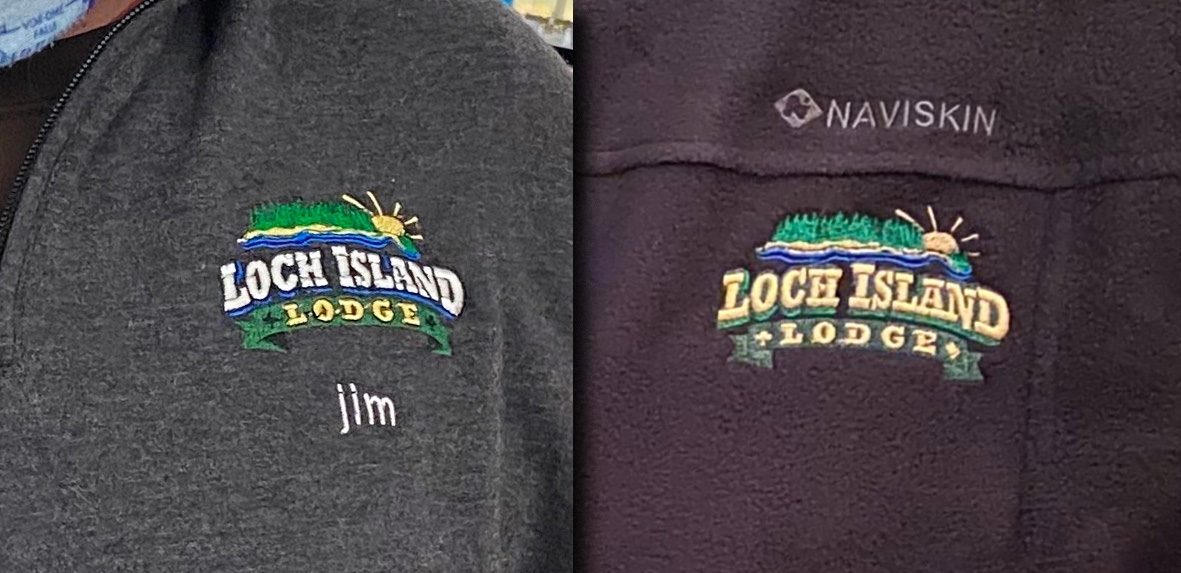 New Apparel with Customization Options Now Available!
